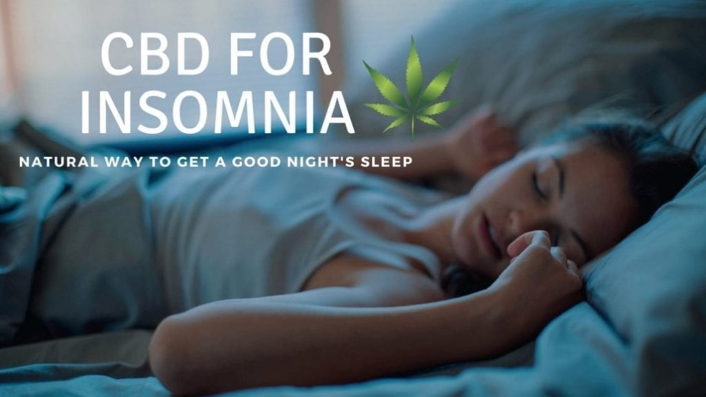 CBD for insomnia