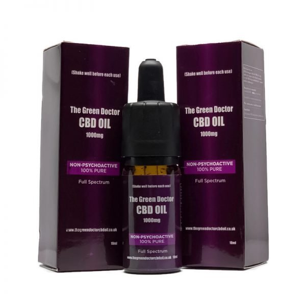 Buy CBD Oil 1000MG 10ML
