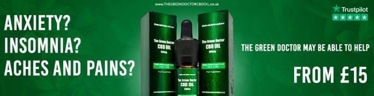 The Green Doctor CBD Oil